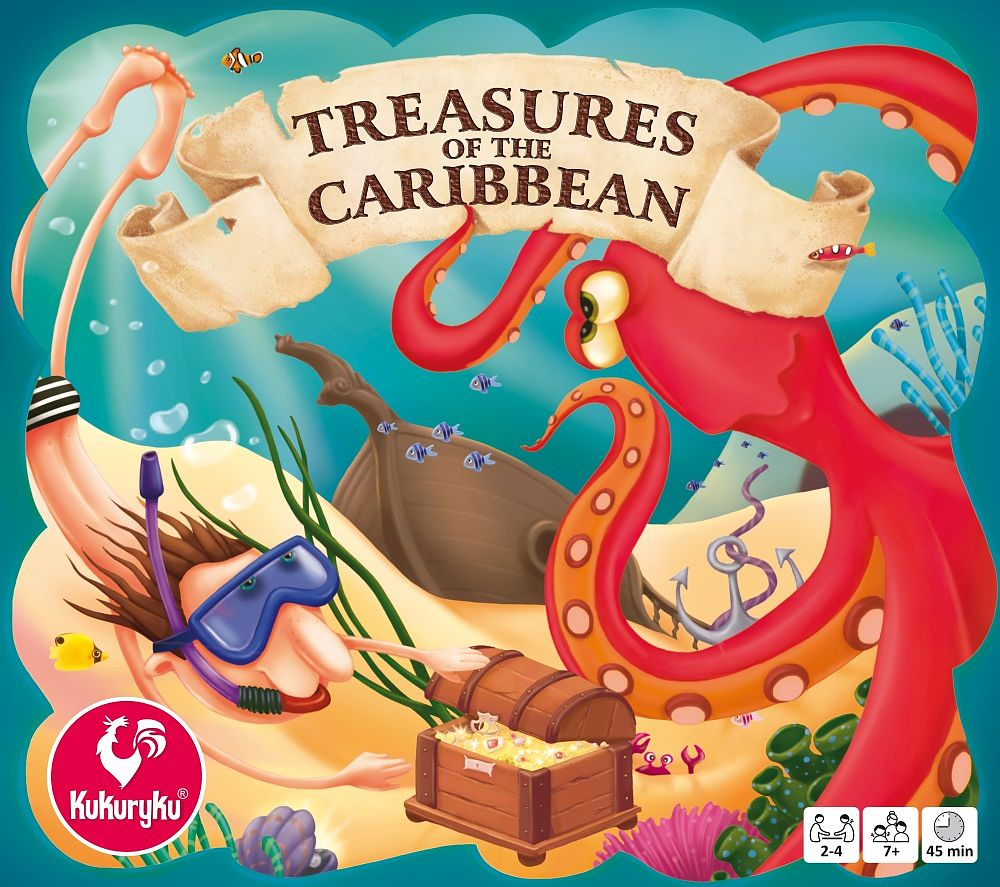Treasures of the Caribbean